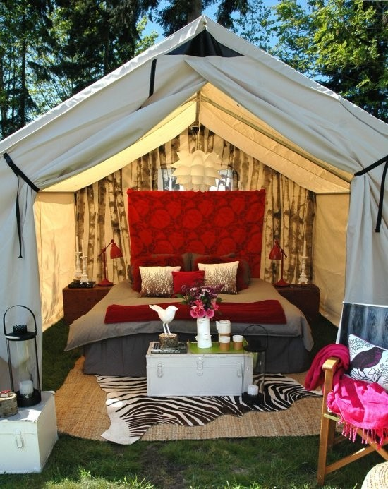 85ea18188a0b4468ad83e47b0f360cb4 pinterest.com & What in the World is Glamping?!?! | Adventures in Glamping